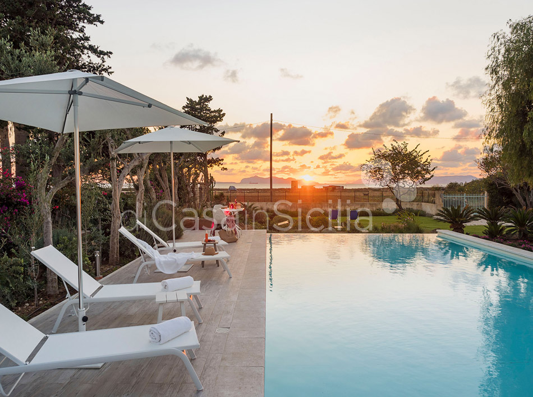 Salinella Villa am Meer mit Pool zur Miete bei Trapani Sizilien - 56