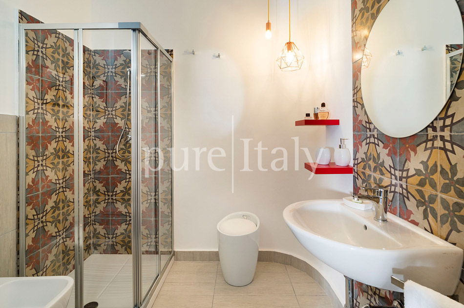 Seaside Villa with pool, west coast, salt pans in Sicily| Pure Italy - 44