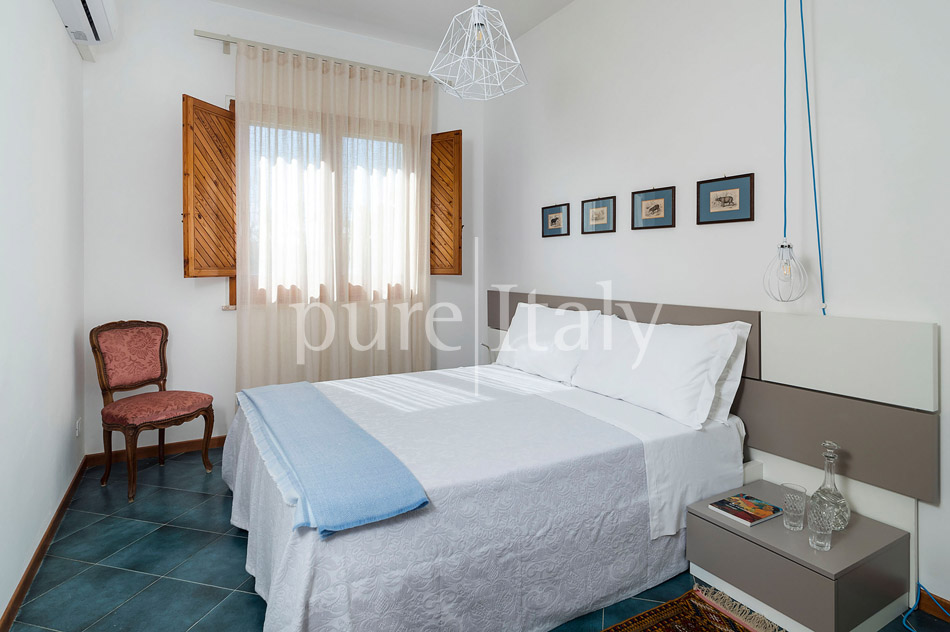 Seaside Villa with pool, west coast, salt pans in Sicily| Pure Italy - 45
