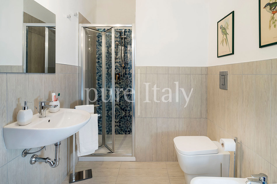 Seaside Villa with pool, west coast, salt pans in Sicily| Pure Italy - 47