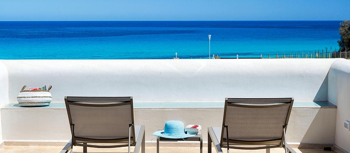 Villa al mare con piscina in affitto a Marzamemi Sicilia - 44