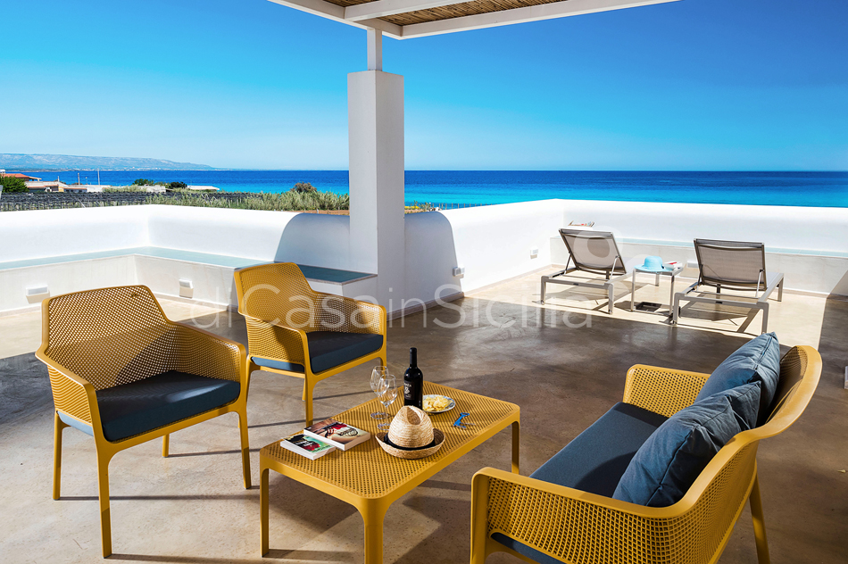 Schicke Strandvillen mit Pool bei Syrakus | Di Casa in Sicilia - 38