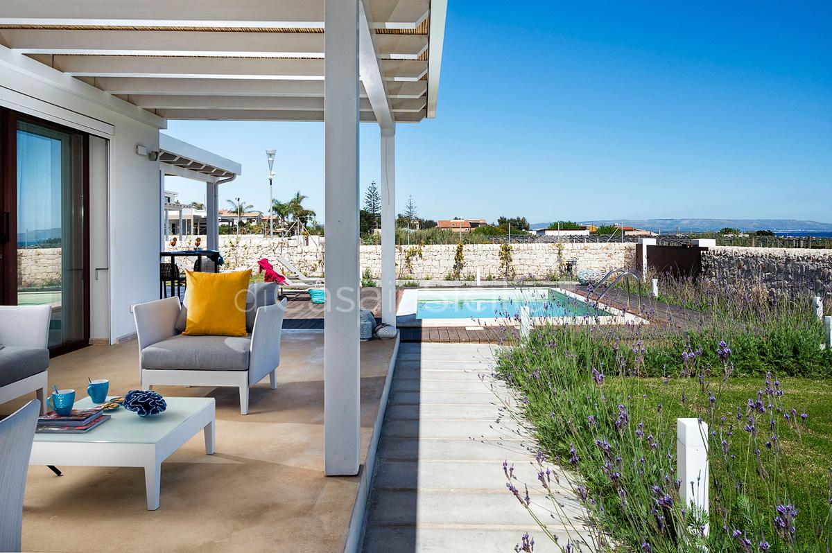 Schicke Strandvillen mit Pool bei Syrakus | Di Casa in Sicilia - 7