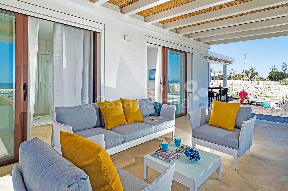 Schicke Strandvillen mit Pool bei Syrakus | Di Casa in Sicilia - 47