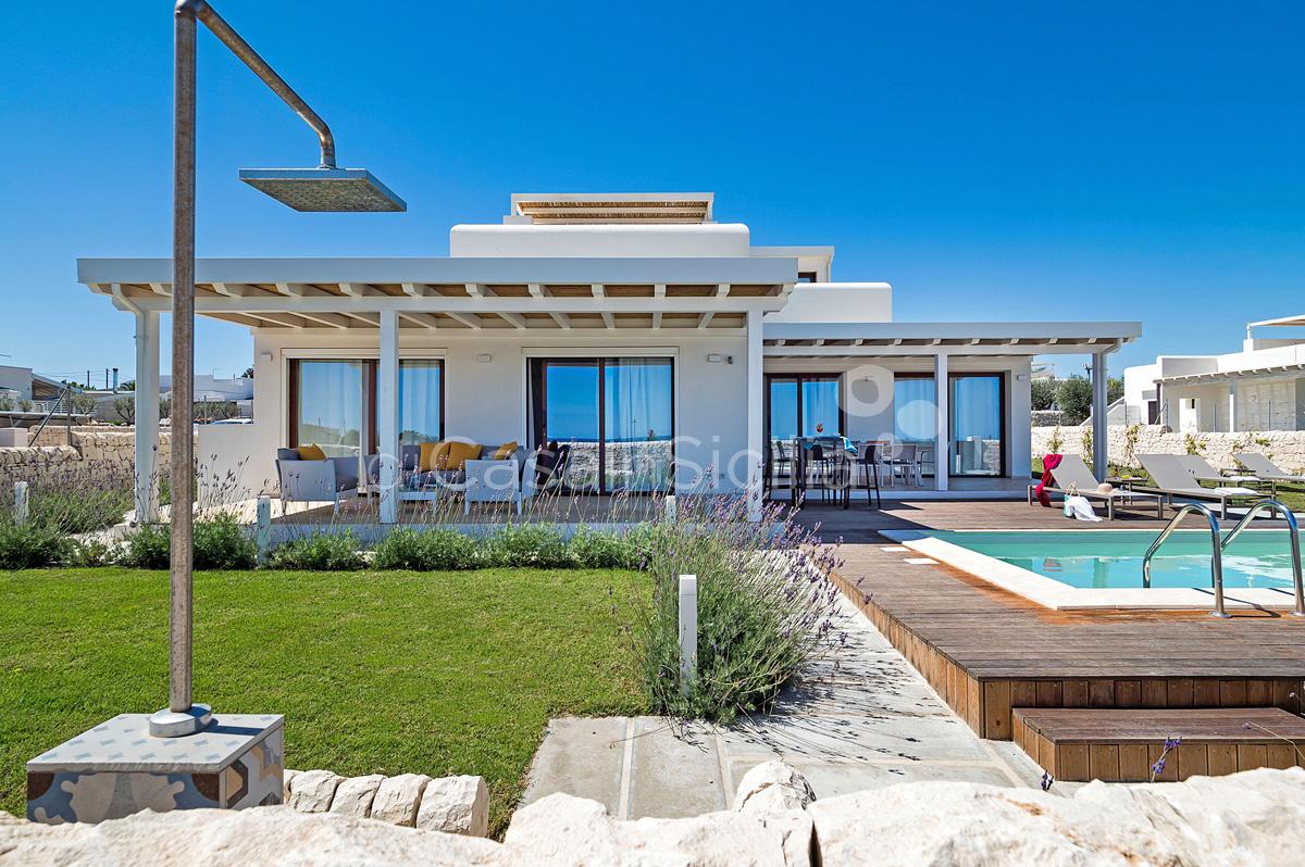 Schicke Strandvillen mit Pool bei Syrakus | Di Casa in Sicilia - 8