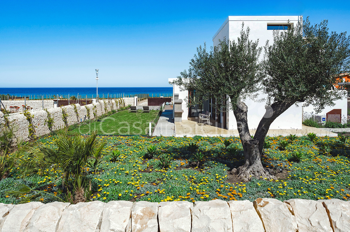 Schicke Strandvillen mit Pool bei Syrakus | Di Casa in Sicilia - 42