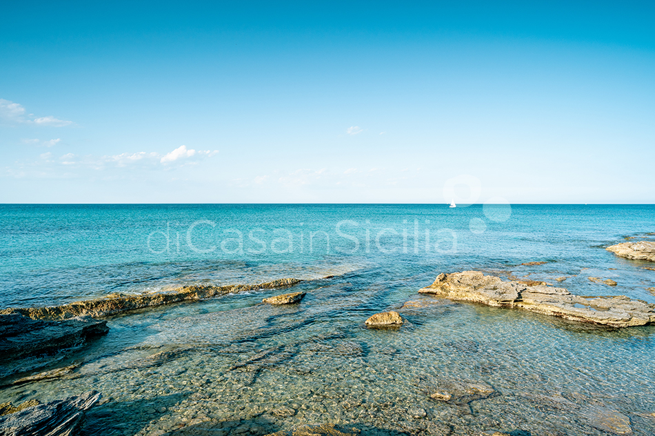 Beach villa with pool for rent in Marzamemi near Syracuse Sicily - 32