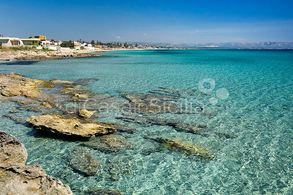 Beach villa with pool for rent in Marzamemi near Syracuse Sicily - 33