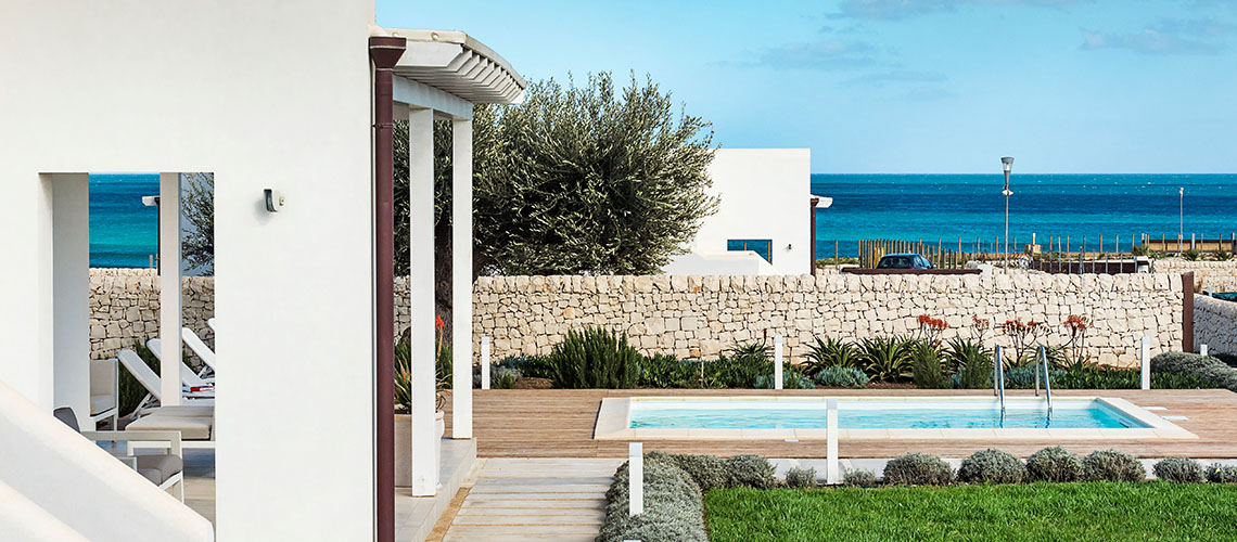 Seafront Glam villas with pool near Syracuse | Di Casa in Sicilia - 39