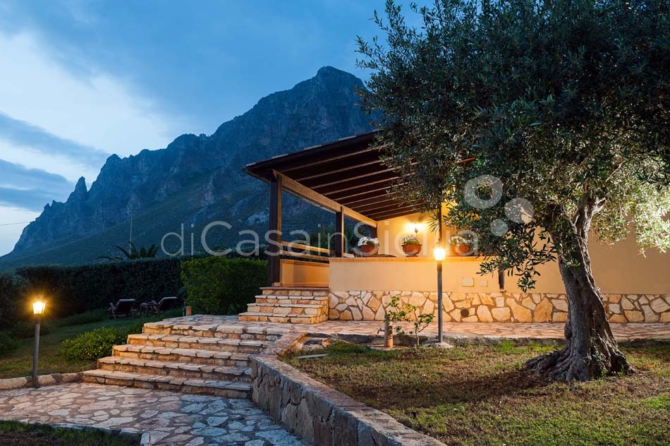 Baia Verde Villa by the Sea for rent in Cornino Sicily - 0
