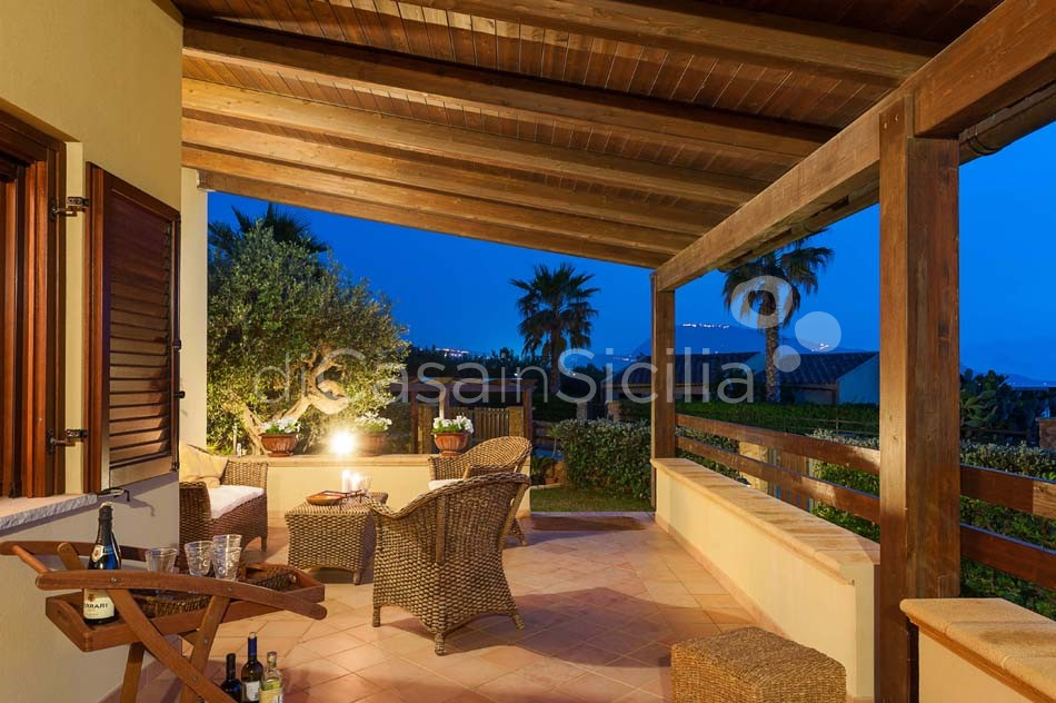 Baia Verde Villa by the Sea for rent in Cornino Sicily - 1