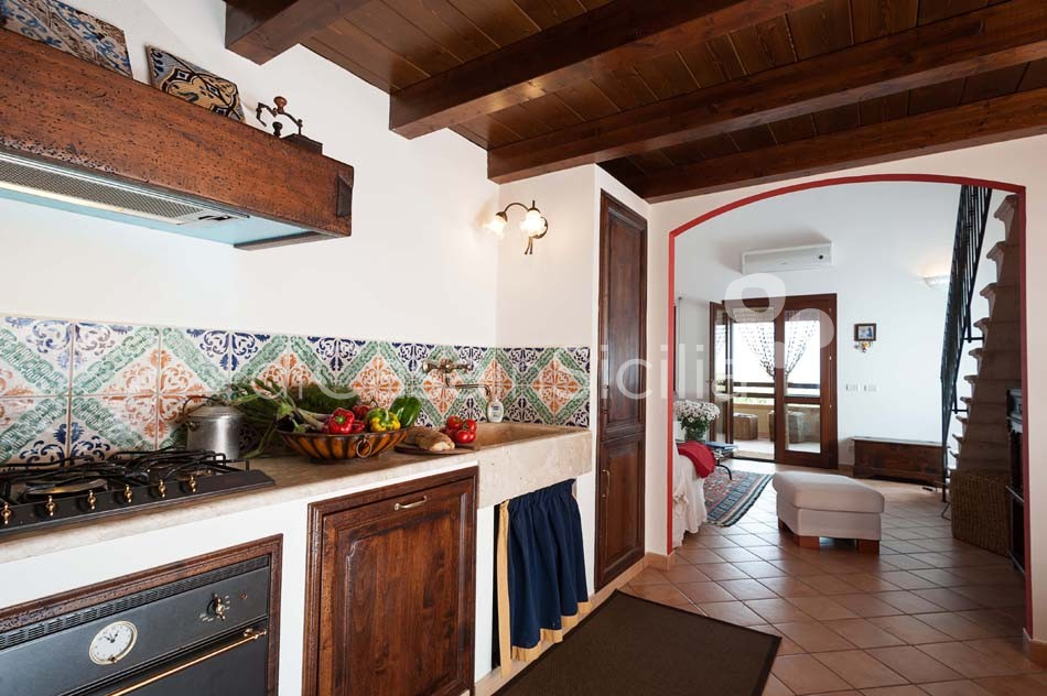 Baia Verde Villa by the Sea for rent in Cornino Sicily - 7