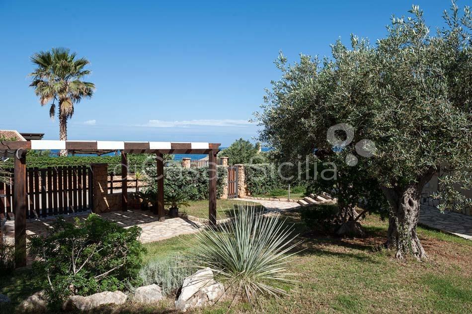 Baia Verde Villa al Mare in affitto a Cornino Sicilia  - 23