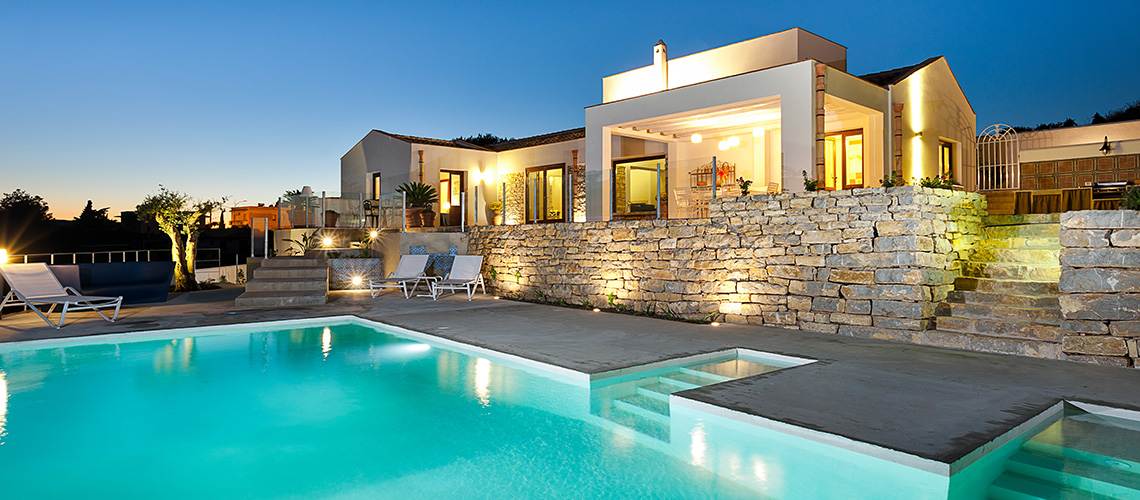 Tangi Luxury Country Villa with Infinity Pool for rent Trapani Sicily - 44