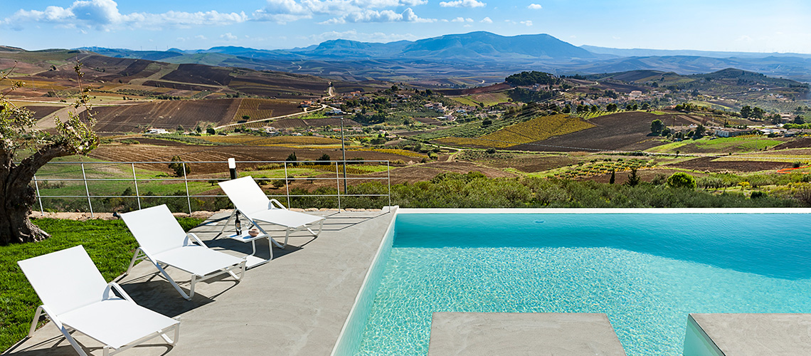 Tangi Luxury Country Villa with Infinity Pool for rent Trapani Sicily - 45
