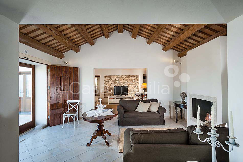 Tangi Luxury Country Villa with Infinity Pool for rent Trapani Sicily - 19
