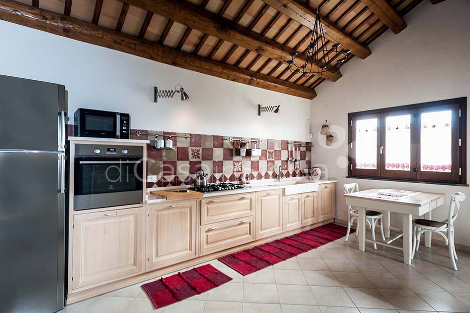 Tangi Luxury Country Villa with Infinity Pool for rent Trapani Sicily - 24