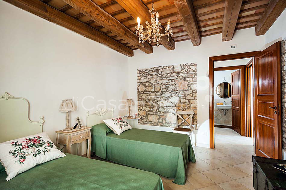 Tangi Luxury Country Villa with Infinity Pool for rent Trapani Sicily - 33