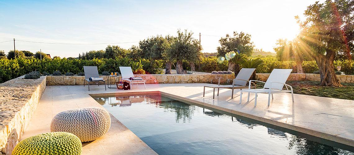 Terra Mia Villa con Piscina in Campagna in affitto ad Avola Sicilia - 0