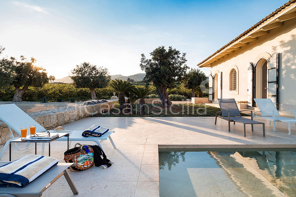 Terra Mia Villa con Piscina in Campagna in affitto ad Avola Sicilia - 6