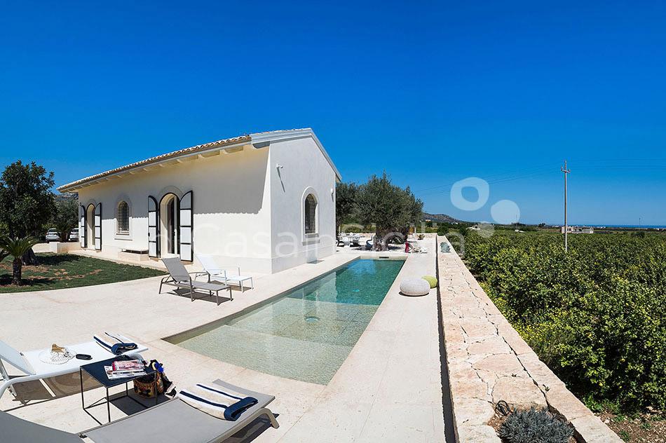 Terra Mia Villa con Piscina in Campagna in affitto ad Avola Sicilia - 8