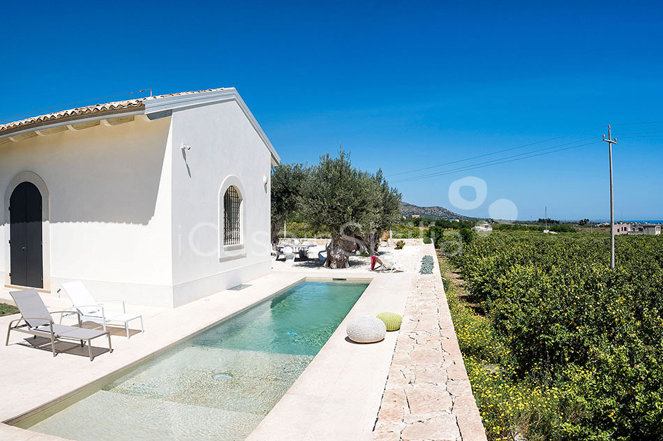 Terra Mia Villa con Piscina in Campagna in affitto ad Avola Sicilia - 9