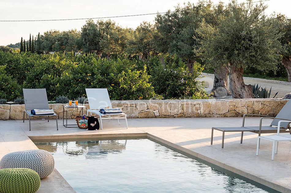 Terra Mia Villa con Piscina in Campagna in affitto ad Avola Sicilia - 13