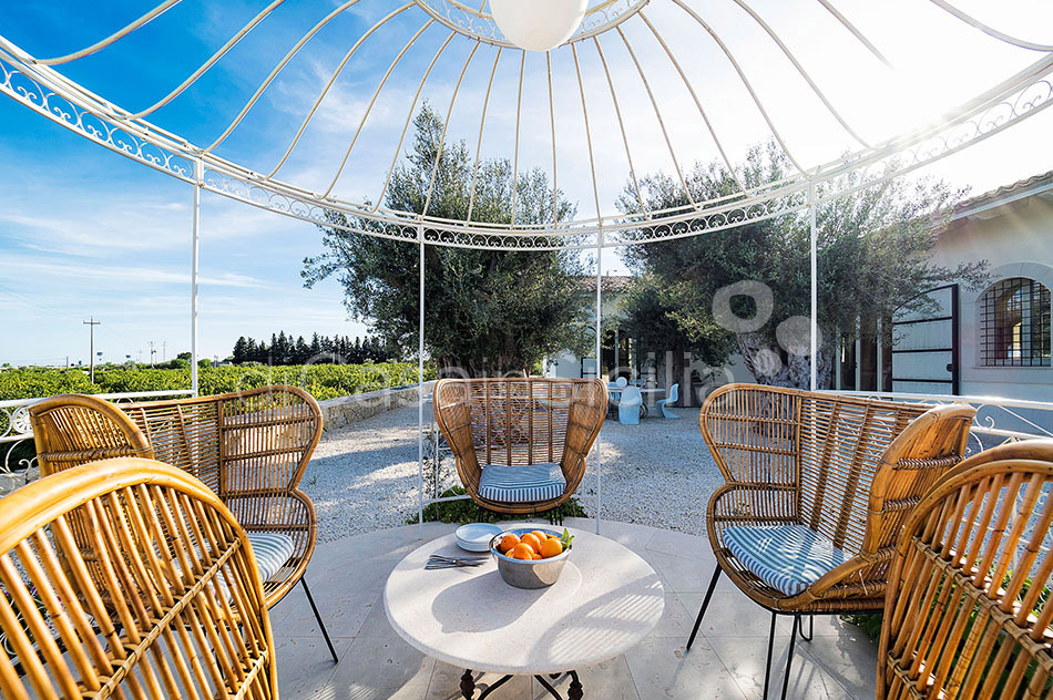 Terra Mia Villa con Piscina in Campagna in affitto ad Avola Sicilia - 15