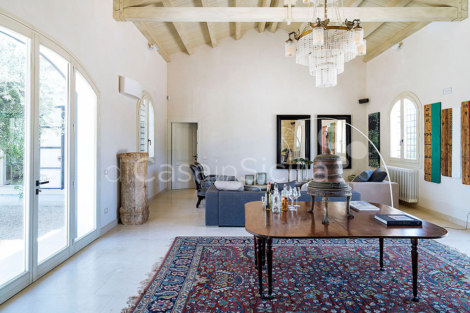 Terra Mia Villa con Piscina in Campagna in affitto ad Avola Sicilia - 23