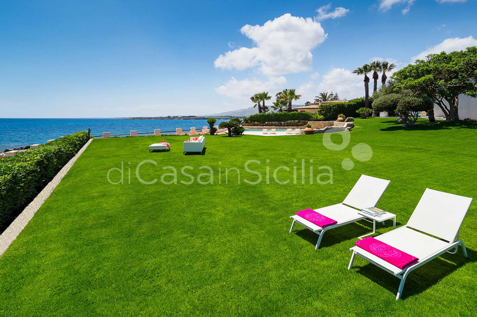 Blue Moon Sicily Luxury Sea Villa with Pool for rent Fontane Bianche - 7