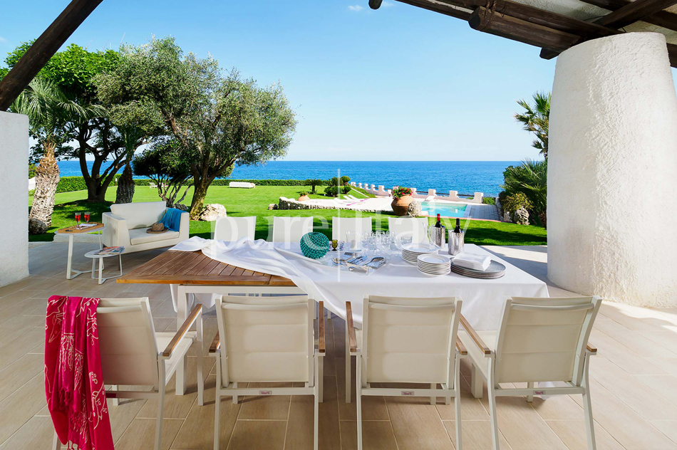Seafront Family friendly villas near Syracuse | Pure Italy - 21