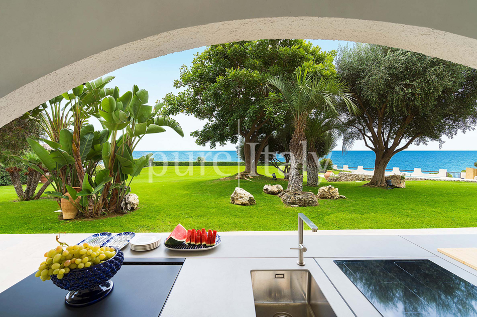 Seafront Family friendly villas near Syracuse | Pure Italy - 23