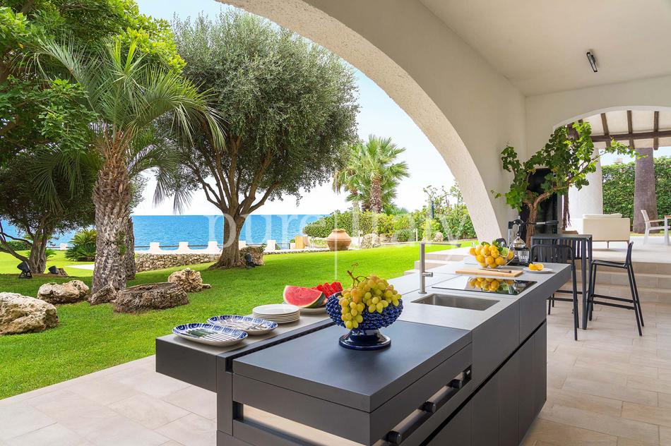Seafront Family friendly villas near Syracuse | Pure Italy - 24