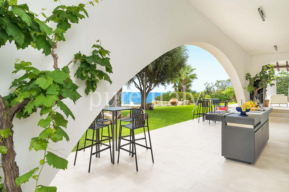 Seafront Family friendly villas near Syracuse | Pure Italy - 25