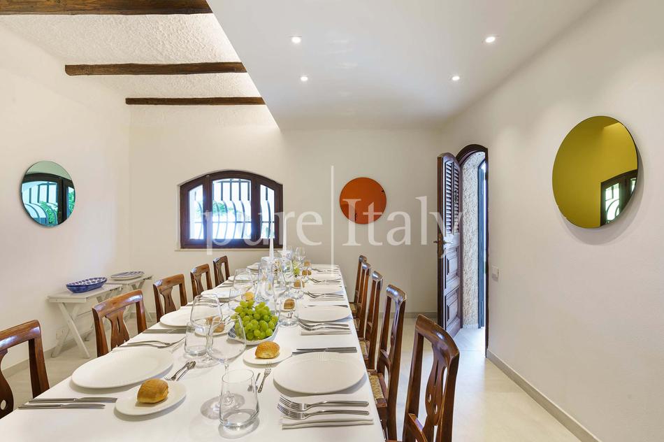 Seafront Family friendly villas near Syracuse | Pure Italy - 39