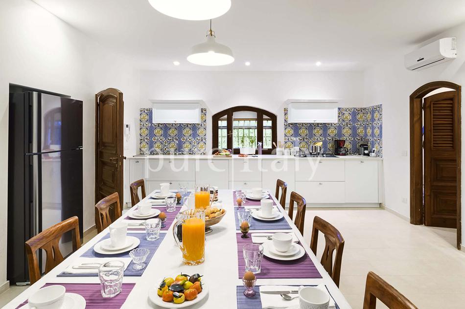 Seafront Family friendly villas near Syracuse | Pure Italy - 42