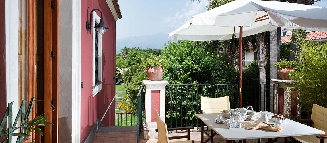 Holiday apartments with sea access, Ionian Coast|Di Casa in Sicilia - 1