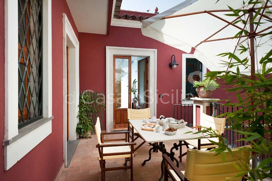 Holiday apartments with sea access, Ionian Coast|Di Casa in Sicilia - 10