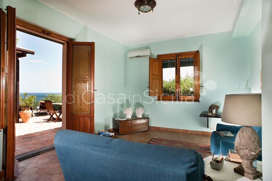 Holiday apartments with sea access, Ionian Coast|Di Casa in Sicilia - 11
