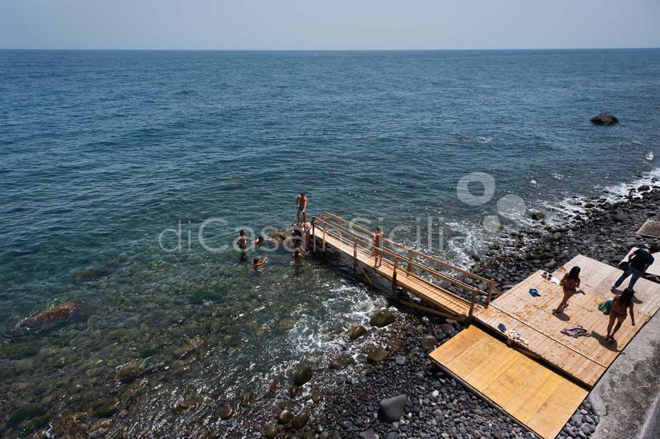 Holiday apartments with sea access, Ionian Coast|Di Casa in Sicilia - 20