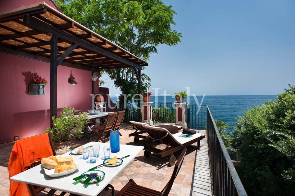 Seaside apartments close to town, east coast of Sicily|Pure Italy - 5
