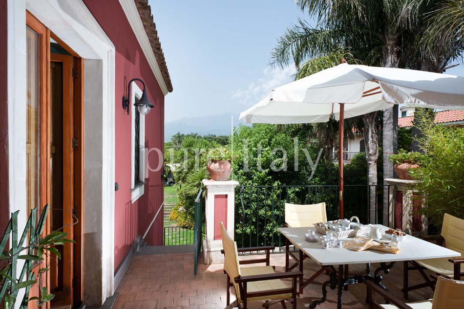 Seaside apartments close to town, east coast of Sicily|Pure Italy - 9