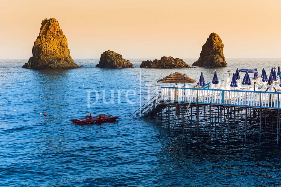 Seaside apartments close to town, east coast of Sicily|Pure Italy - 22