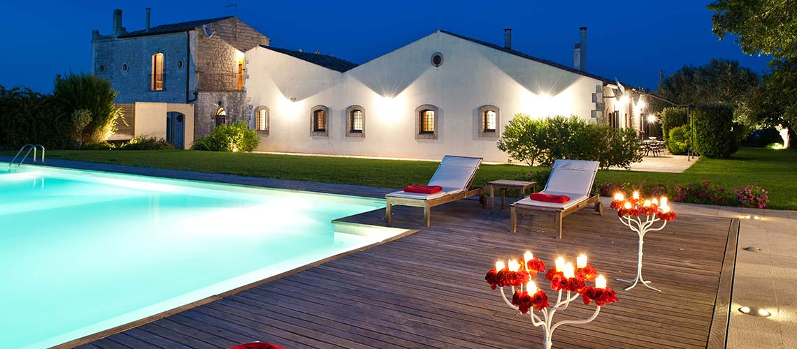Torre Cozzoverro Country Luxury Villa Rental With Pool Modica Sicily - 0