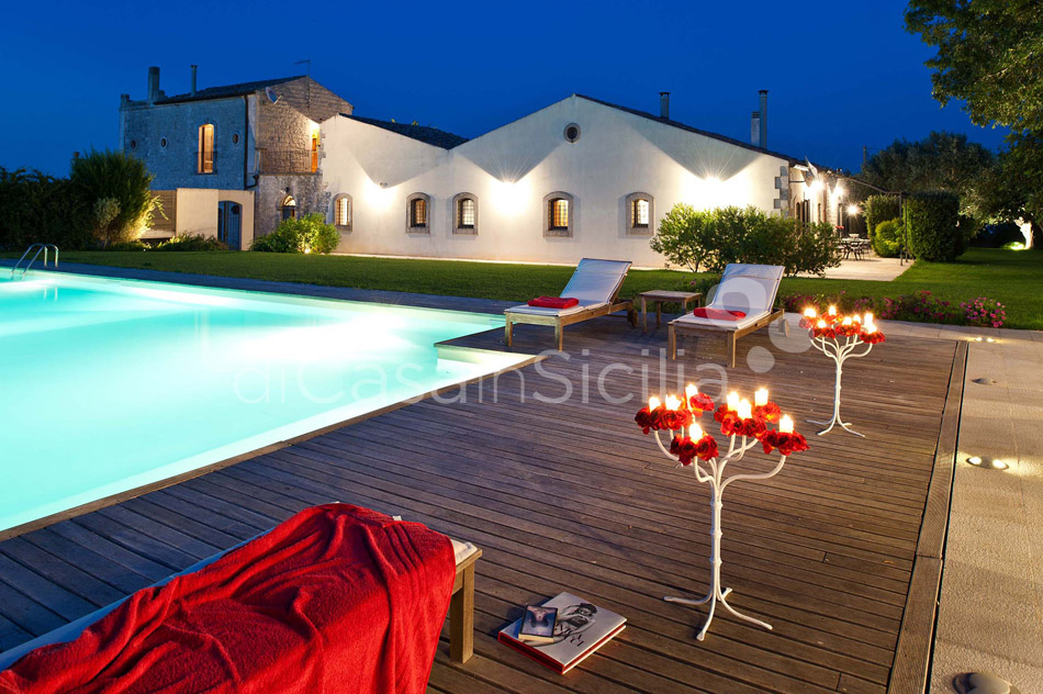 Torre Cozzoverro Country Luxury Villa Rental With Pool Modica Sicily - 5