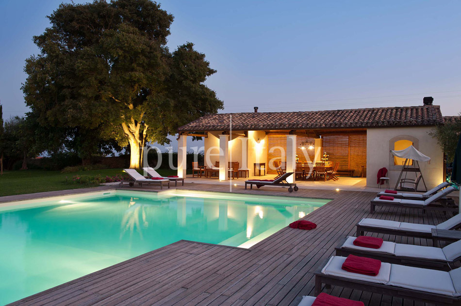 Holiday villas with pool, southeast of Sicily | Pure Italy - 6