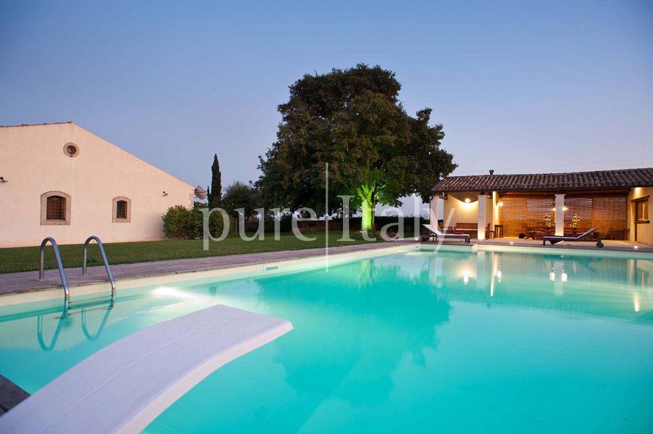 Holiday villas with pool, southeast of Sicily | Pure Italy - 7