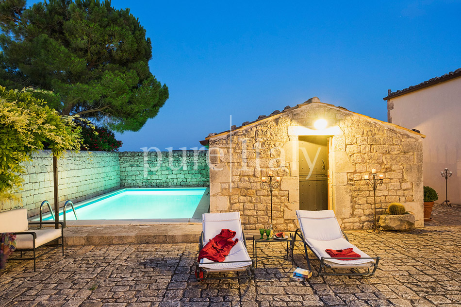 Holiday villas with pool, southeast of Sicily | Pure Italy - 13