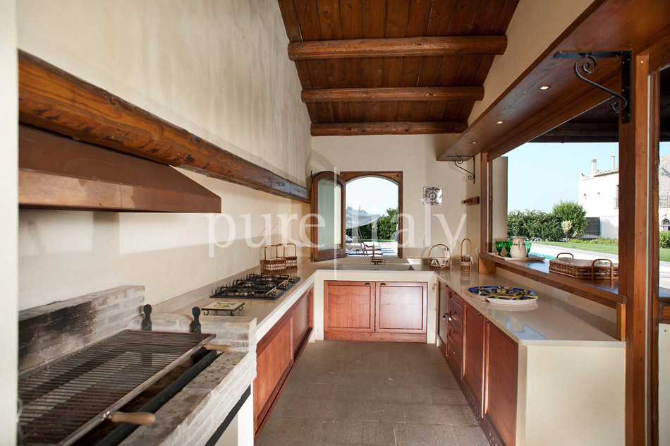 Holiday villas with pool, southeast of Sicily | Pure Italy - 21
