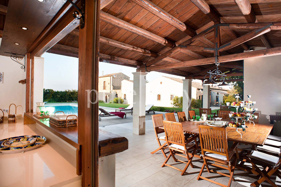 Holiday villas with pool, southeast of Sicily | Pure Italy - 22